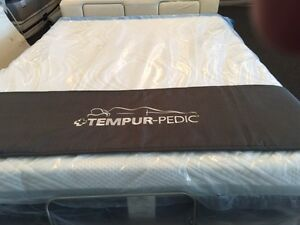 Image Is Loading QUEE SIZE Tempur Pedic Adjustable Bed W NEW