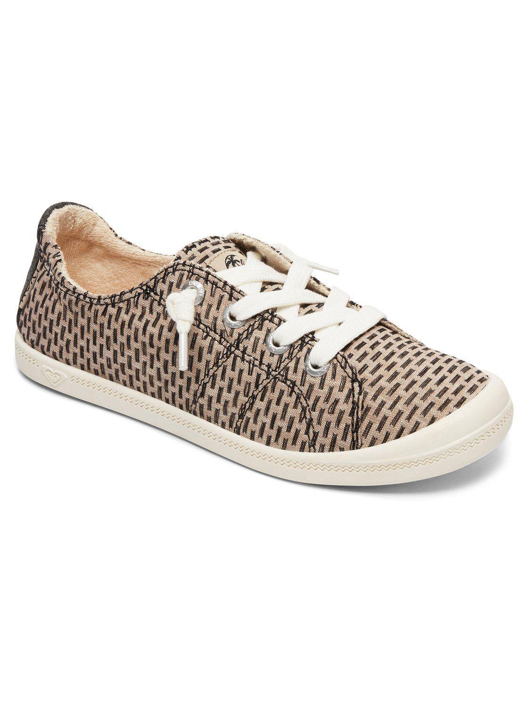 Roxy femmes Bayshore II chaussures - Chamois marron