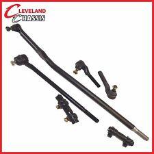 6 Pc Steering Kit Dodge Ram 2500 3500 03-07 4WD Tie Rod Ends Center Link Sleeves