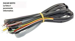 Impianto elettrico con avviamento elettrico Piaggio Vespa Px 125 RMS 246490160