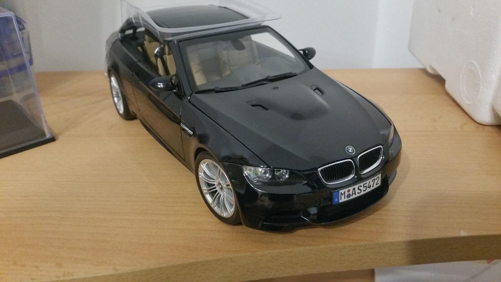 BMW m3 cabriolet Kyosho NEUF ORIG emballé Rare 1 18