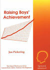 Raising Boys' Achievement by Jon Pickering (Paperback, 1997)