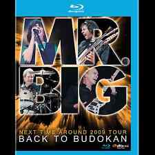 Mr. Big - Back To Budokan (Blu-ray)