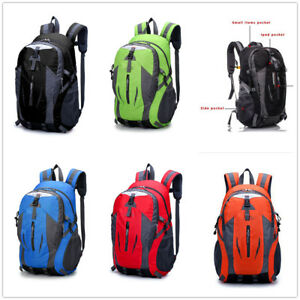 ad82da4142 Image is loading 50L-Travel-Hiking-Backpack-Waterproof-Shoulder-Bag-Pack-