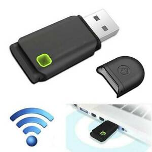 300Mbps USB Wireless WiFi Network Receiver Card Adapter For Desktop PC Windows@.