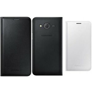 newest 57b60 1bf7f Details about Genuine Samsung FLIP CASE GALAXY J5 SM J500FN smart phone  cover original wallet
