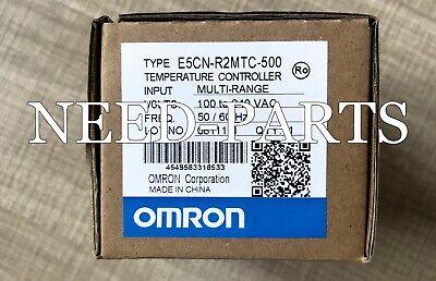 1 PC New Omron E5CN-R2ML-500 Temperature Controller In Box