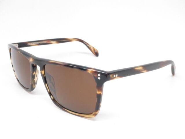 5eb738861d Oliver Peoples OV 5189S Bernardo 1003N9 Cocobolo Polarized Sunglasses