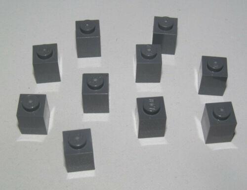Lego ® Lot x10 Briques Simple 1x1 Bricks Choose Color ref 3005 NEW