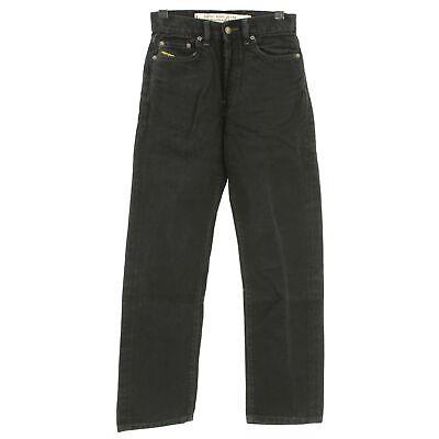 Ingegnoso #4113 Diesel Jeans Uomo Pantaloni Cheyenne Denim Black Nero 28/32-mostra Il Titolo Originale Sangue Nutriente E Regolazione Dello Spirito