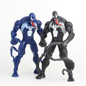 2pcs-Marvel-Universe-Venom-PVC-Action-Figure-Toys-6-034-Spider-man-Series-Doll-Gift