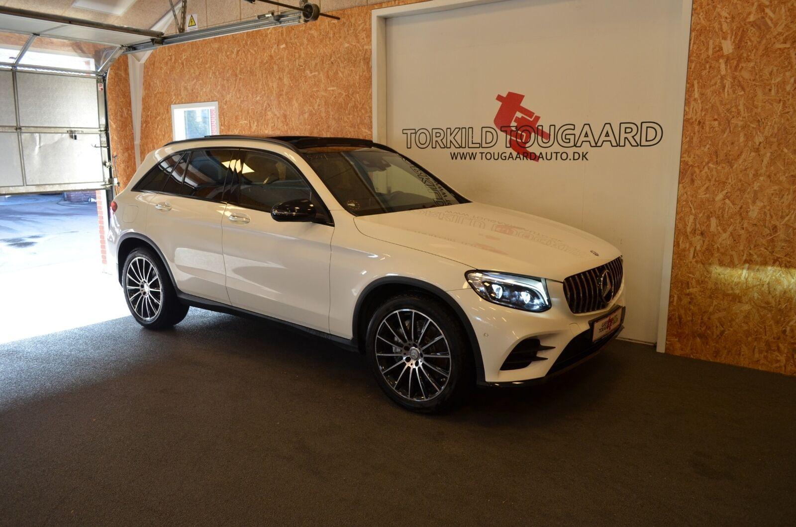 Mercedes GLC220 d 2,2 AMG Line aut. 4-M 5d - 549.800 kr.