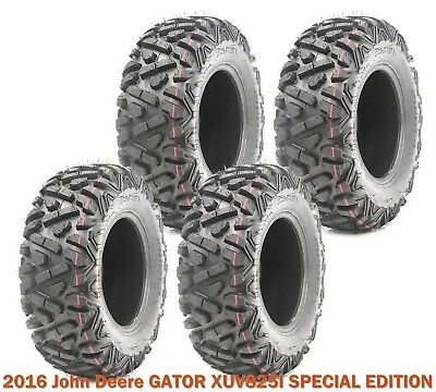 27x9-14 Front or Rear Tire Set for 2016 John Deere GATOR XUV825I SPECIAL EDITION