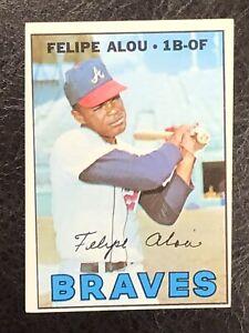 1967-Topps-Felipe-Alou-530-NM-Atlanta-Braves