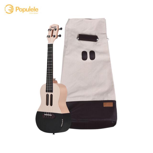 Veelah Ukulele Concert U1 Ce Mit Pickup System For Sale Online Ebay