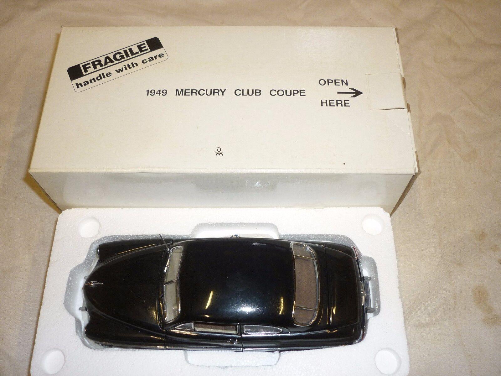 Danbury Nuovo di zecca 1949 MERCURIO Club Coupe, niente Legami scritti, in Scatola, (NMB).