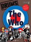 The  Who  Authentic Drums Playalong: (drums Songbook) by The Who (Mixed media product, 2008)