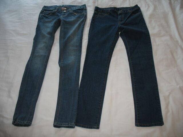 Faded Glory Baby Boy/'s Medium Faded Denim Jeans Cargo Pants 12M NEW