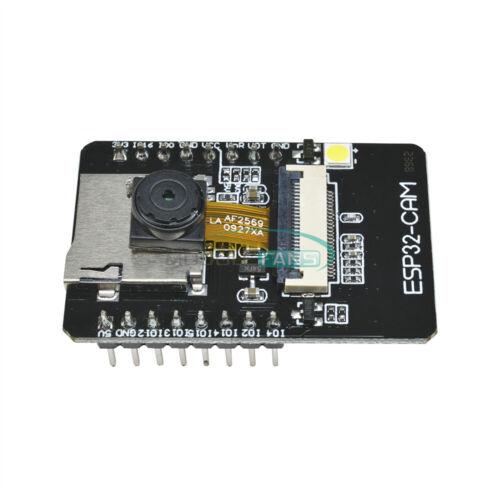 1//2//5//10PCS ESP32-CAM 5V ESP32 WiFi Bluetooth Development Board OV2640 Camera
