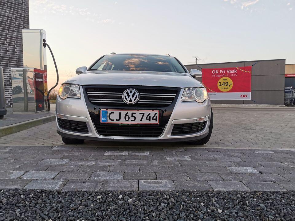 VW Passat, 2,0 TDi 140 Highline Variant, Diesel