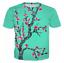 Red Rose FLOWER 3D Print Womens//Men Hoodie Sweatshirt Pullover tops Jumper S-5XL