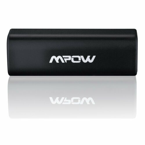 Mpow Ground Loop Noise Isolator In-Car 3.5mm Mini for Audio System Home Stereo