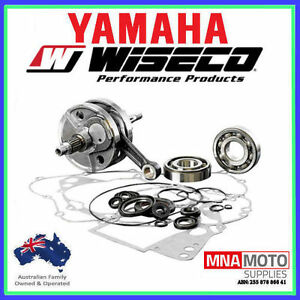 Wiseco Honda CRF250R 2004-09 CRF 250R  Crankshaft Kit Bottom End Rebuild Crank