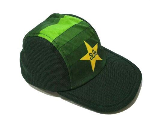 Pakistan Cricket Official Cap World Cup 2019 Baseball MENZA Cap Green