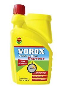 VOROX® Unkrautfrei Express 1000 ml   Unkrautvernichter