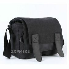 Median Walkabout Shoulder Messenger Camera Bag For Nikon D7000 D90 D300s D7100