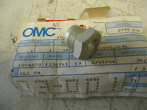 OUTBOARD HOUSING ASSY 340528 SEAL EVINRUDE JOHNSON qHwan