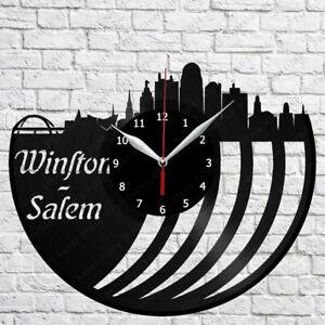 Mumbai Skyline Vinyl Record Wall Clock Home Fan Art Decor 12/'/' 30 cm 6541