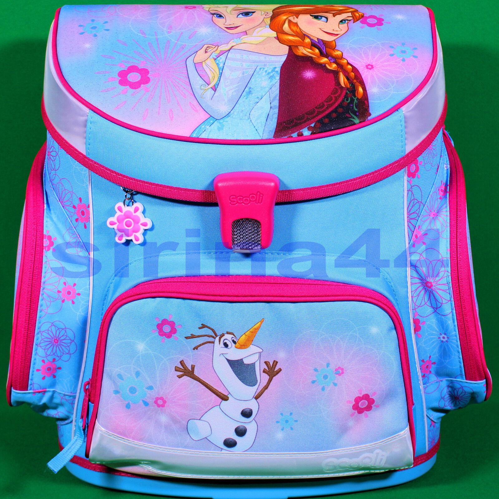 22tlg Schulranzen-Set  Frozen - Eiskönigin  m.Sporttasche,Flasche+Dose,Schultüte | Hochwertige Materialien  | eine große Vielfalt  | Bequeme Berührung