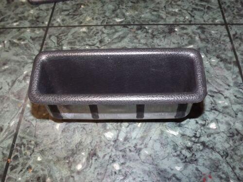 88-91 OEM Honda Prelude SF1 front door panel pull pocket handle FL FR black