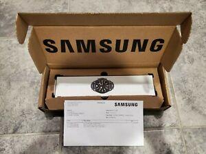 New SEALED!!! Samsung Galaxy Watch 3 SM-R840 (45mm) BT Wi-Fi - Mystic Black