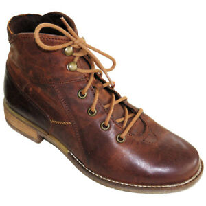 Ankle Boot Shoes Brown UK