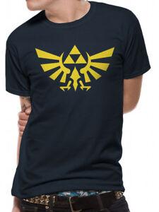 152ff3a7f Image is loading Legend-of-Zelda-Hyrule-Crest-Official-Nintendo-Gameboy-