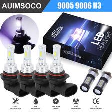 New Listingfor Mitsubishi Diamante 1995 2003 Combo Led Headlight Fog Light Bulbs Kit White Fits Mitsubishi Diamante