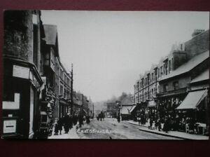 POSTCARD-LONDON-BARKING-EAST-STREET-C1925