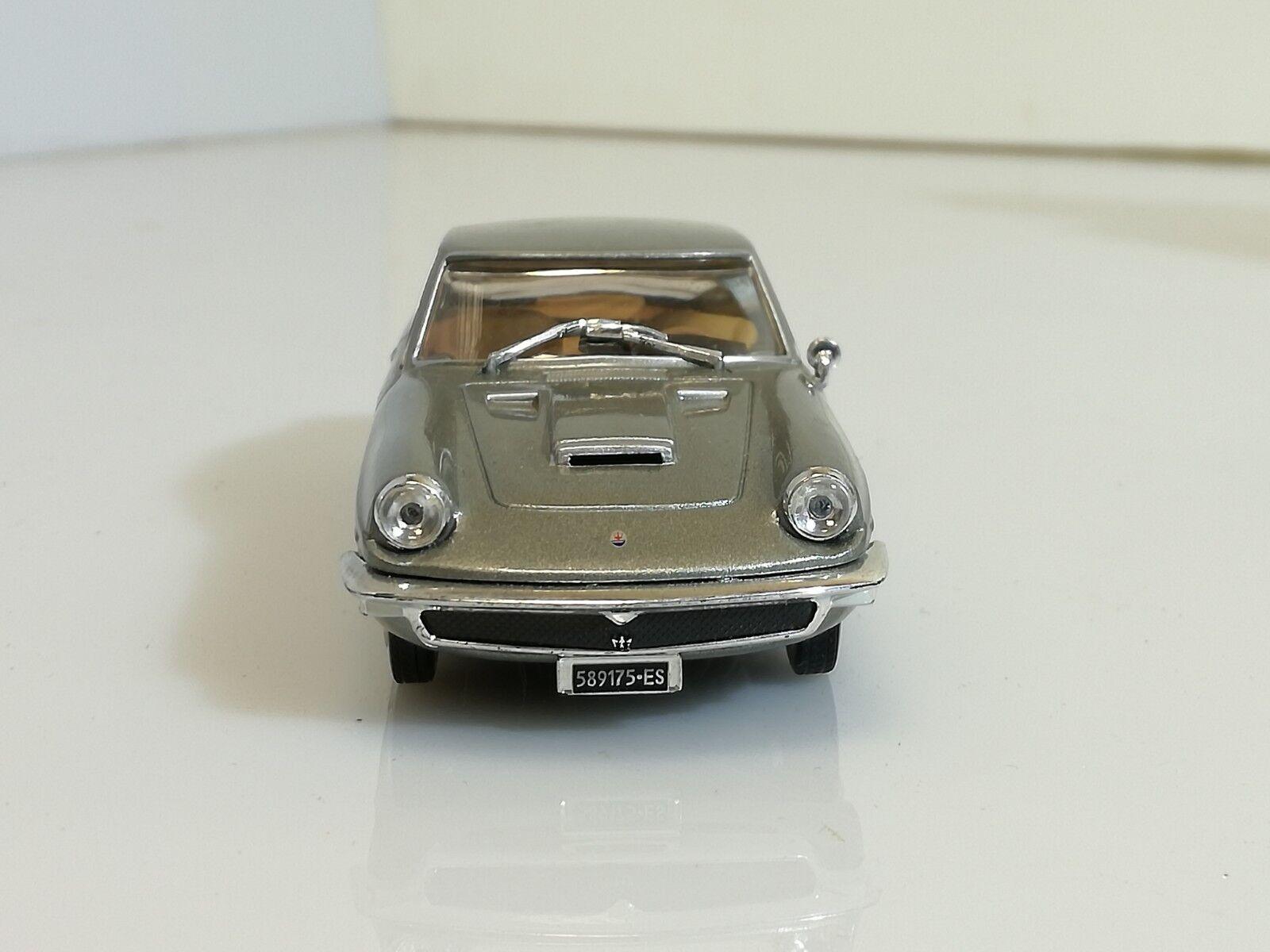 """Maserati Mistral 1964 DeAgostini """"100 Anni"""""""