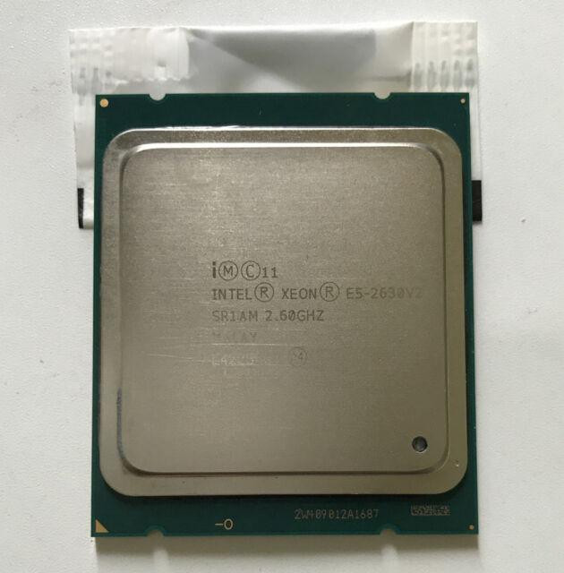 Intel Xeon E5-2650 v2 Eight-Core Ivy Bridge EP Processor 2.6GHz 8.0GT//s 20MB LGA 2011 CPU; OEM