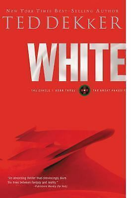 The Circle: White 3 by Ted Dekker (2004, Hardcover) 978
