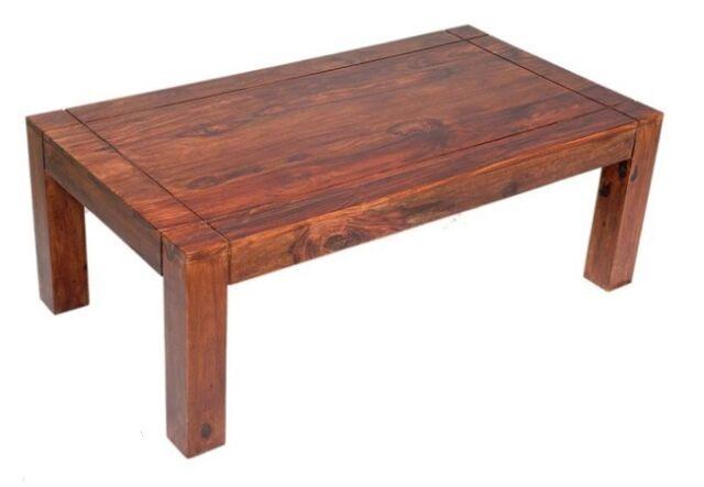 Indian Solid Sheesham wood jali Medium Coffee Table 110 cm
