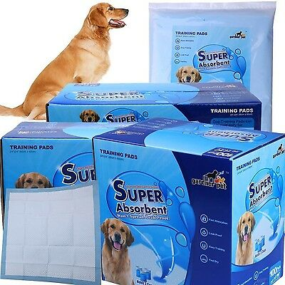 Gardner Pet Super-Absorbent 24 by 24 Inches Dog Training Pads - 2 50 100 Coun...