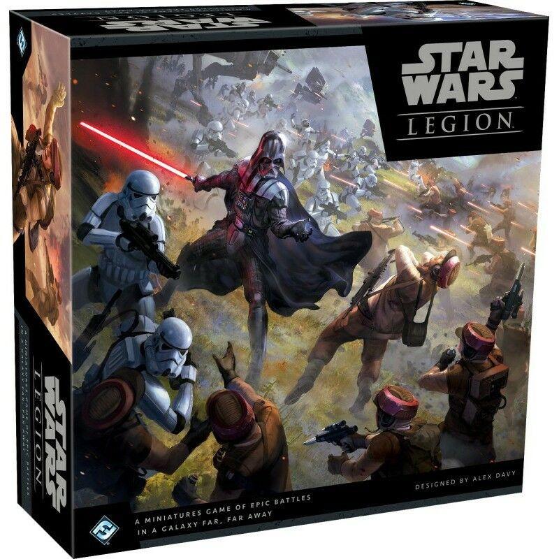 Star Wars  Légion  Core Set-Nouveau