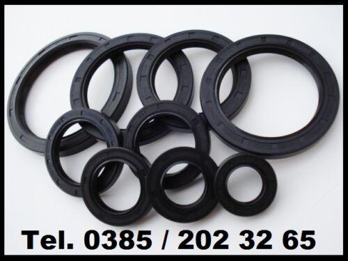 1x Wellendichtring Simmering Simmerring 50 x 70 x 10 MTS Belarus Ersatzteile NEU