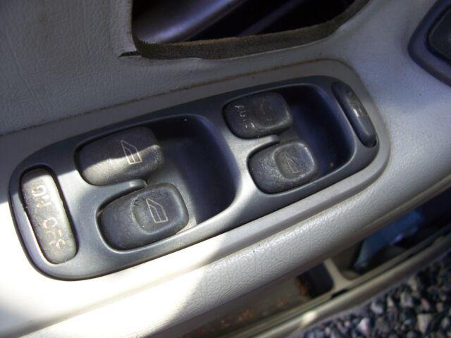 1998 1999 2000 Volvo S70  U0026 V70 Master Power Window Switch
