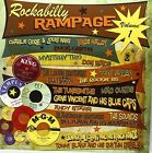 Rockabilly Rampage Volume 1 Various Artists LP 18 Track Red Vinyl With CD Includ