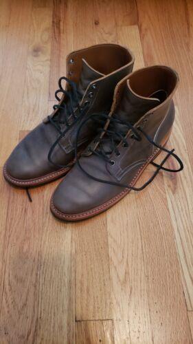 Viberg Service Boot Men's Size 8 Olive Green