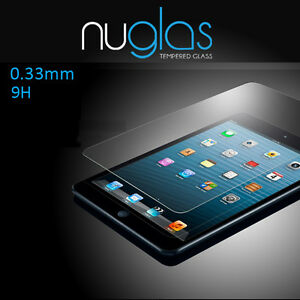 Genuine Nuglas Glass Screen Protector for Newest iPad 6th Gen 2018 A1893 A1954 799599997142